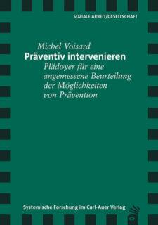 Buch Praeventiv intervenieren von Michel Voisard